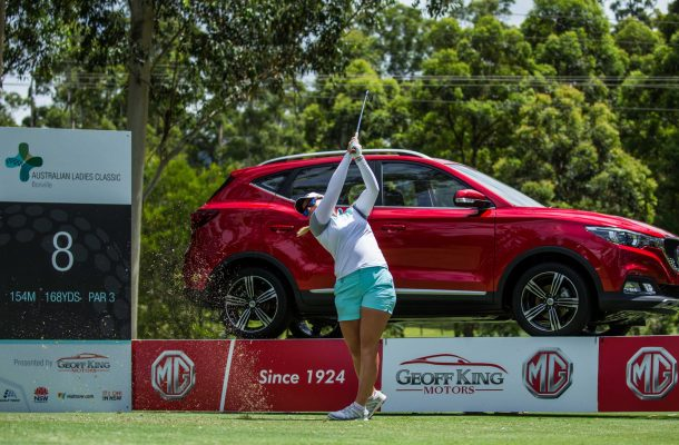 Australian Ladies Classic - Bonville secures naming rights