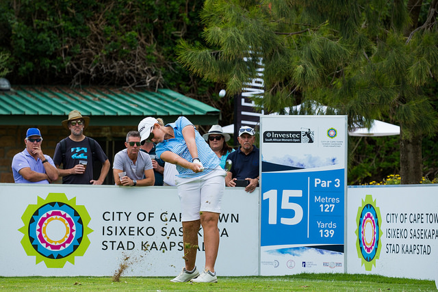 Buhai Targets Fourth Investec South African Women's Open Title