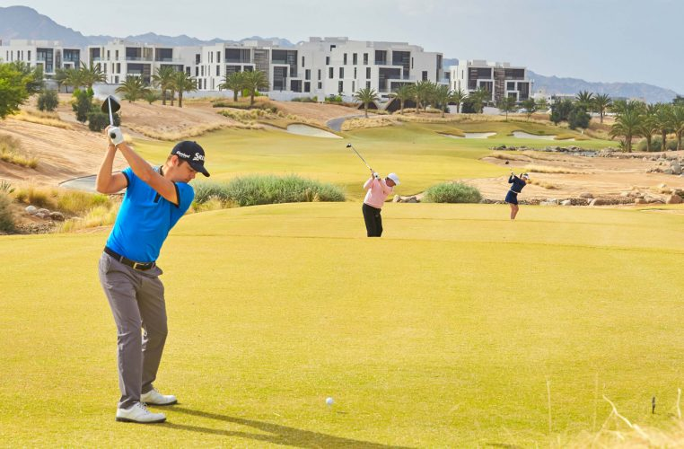Ground Breaking Field Finalised For Jordan Mixed Open Presented By Ayla