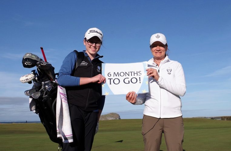 six months to go to the 2019 solheim cup