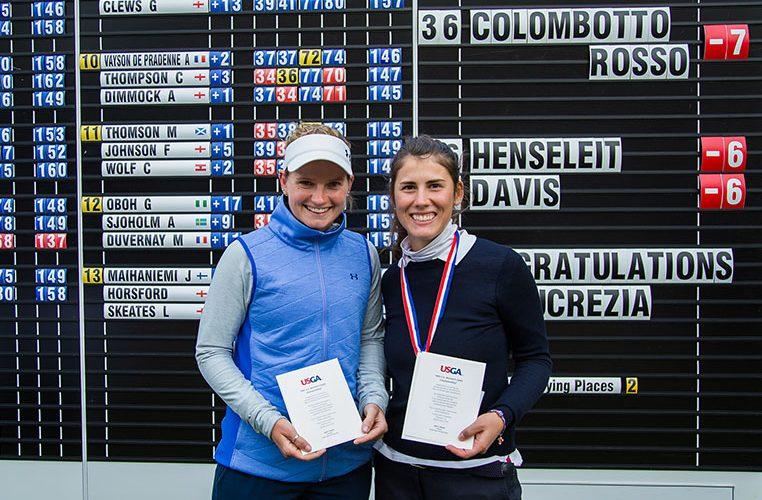 2019 U.S. Women's Open Conducted By The USGA
