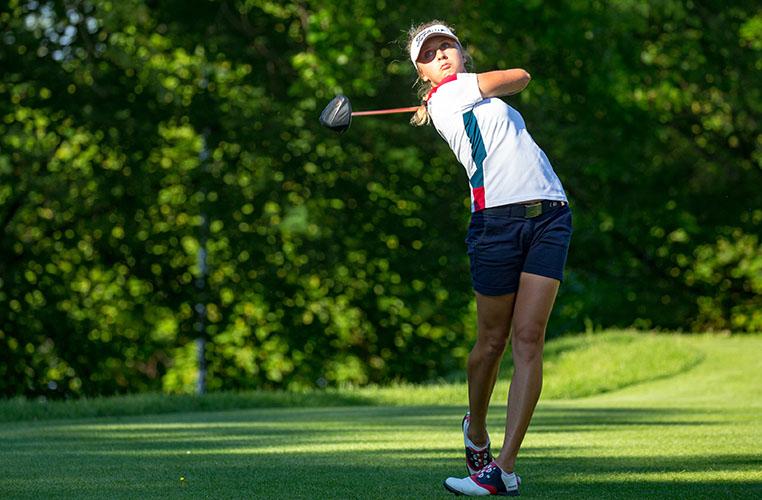 MacLaren and Roussin-Bouchard Share Lead at Jabra Ladies Open - Ladies European Tour