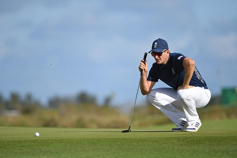 Justin Rose came up through Hampshire Golf's junior ranks