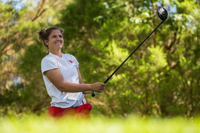 NOTHING STANDING IN HARM'S WAY - Ladies European Tour