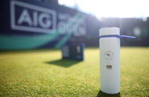 Water Bottle at AIG Women's Open
