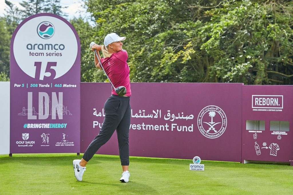 WORLD NUMBER ONE NELLY KORDA AND SISTER JESSICA ANNOUNCED FOR THE LET'S ARAMCO TEAM SERIES – NEW YORK