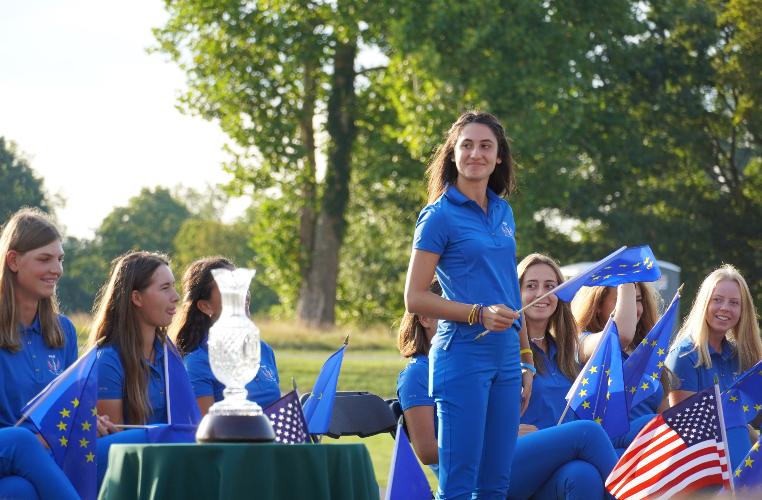 PING Junior Solheim Cup