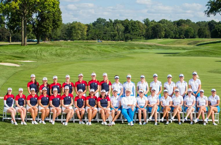 Team Europe and Team USA