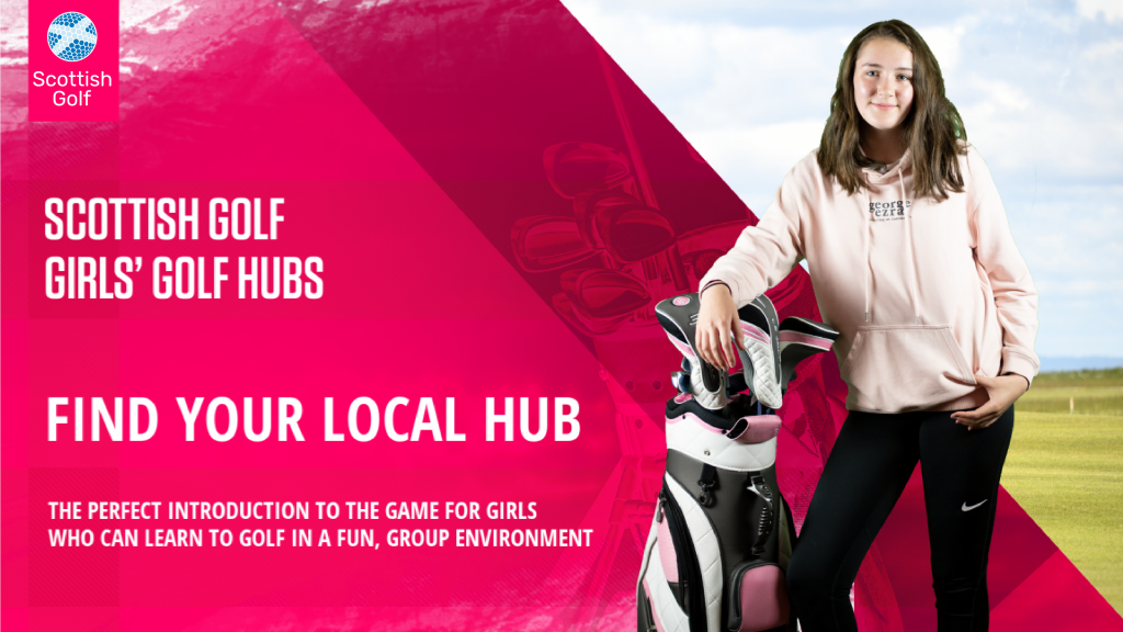 Ad - Girls Golf Hubs